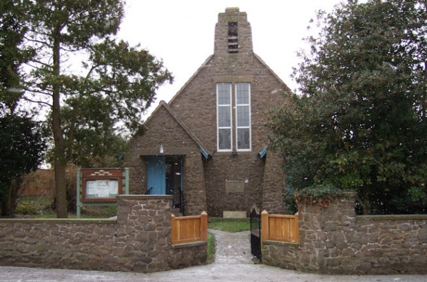 Kilby chapel